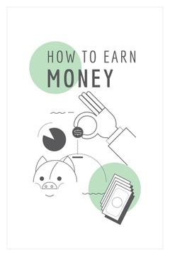 How to earn money poster