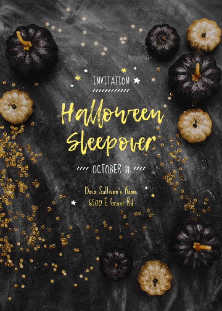 Decorative Halloween pumpkins — Create a Design