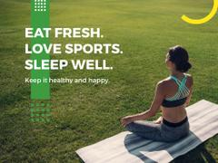 Citation about Healthy Lifestyle