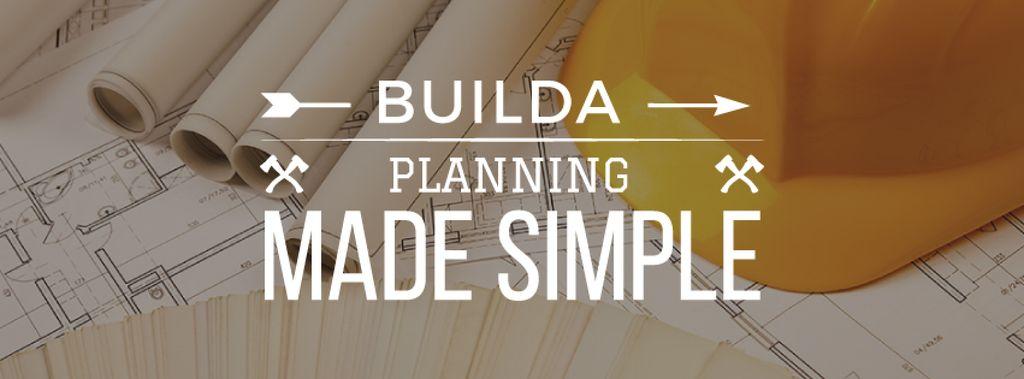 Building Tips blueprints on table — Crear un diseño
