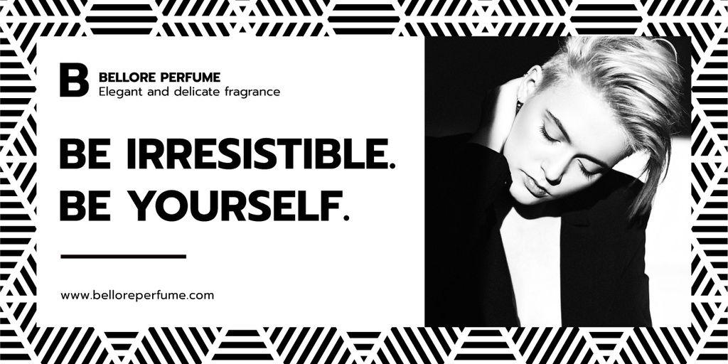 Bellore perfume asvertisment — Crear un diseño