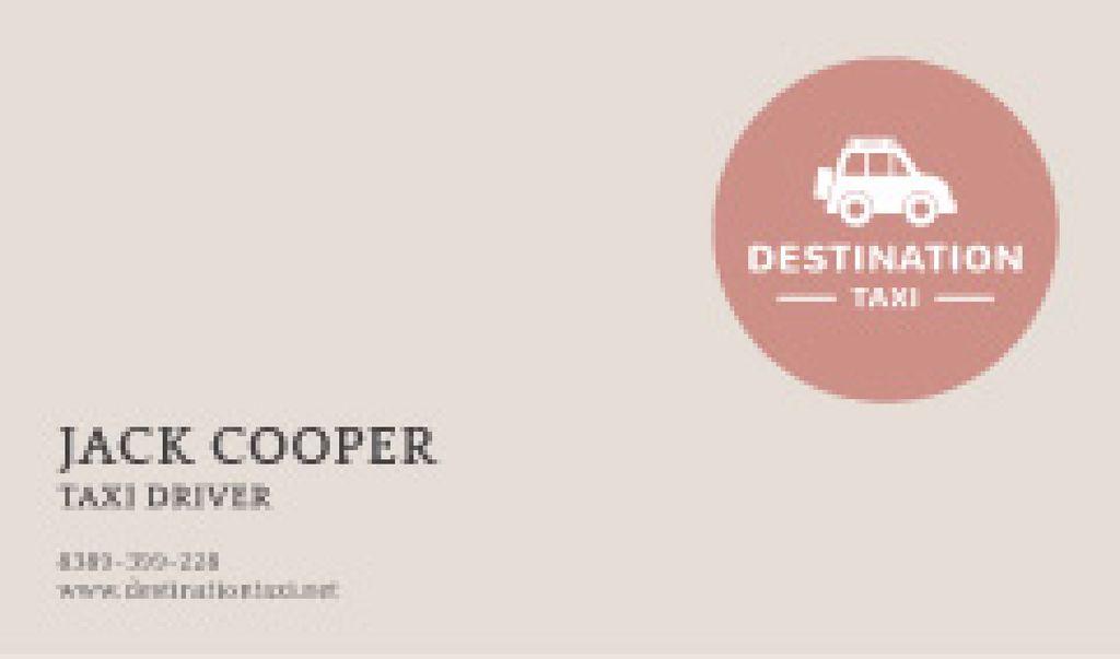 Modern business card — Maak een ontwerp