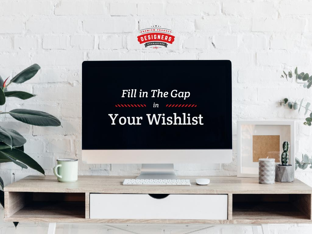 Beautiful interior in your wishlist — Create a Design