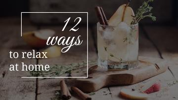12 ways to relax at home