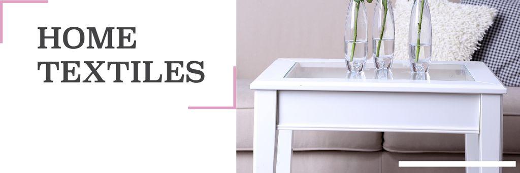 Home textiles global tradeshow — Maak een ontwerp