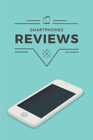 Smartphones reviews Ad Pinterest Modelo de Design