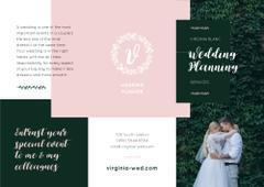 Wedding Planning with Romantic Newlyweds in Mansion