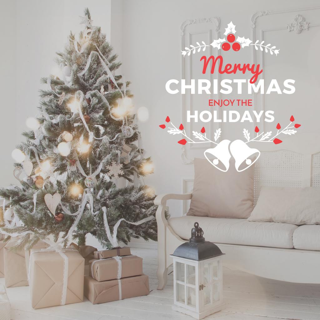 Merry Christmas card — ein Design erstellen