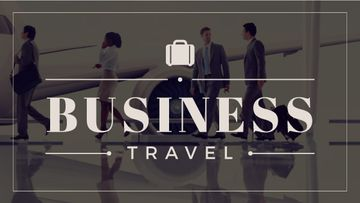 business travel banner