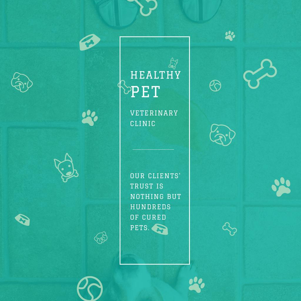Healthy pet veterinary clinic — Create a Design