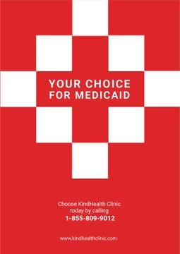 Clinic Ad with Red Cross