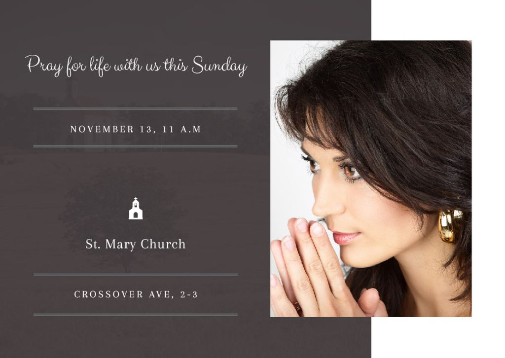 St. Mary Church — Crea un design