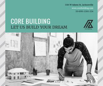 Core building agency advertisement