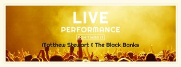 Live performance Annoucement