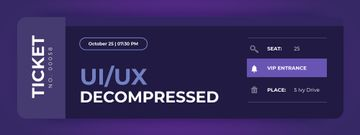 Interface Engineering Event on purple