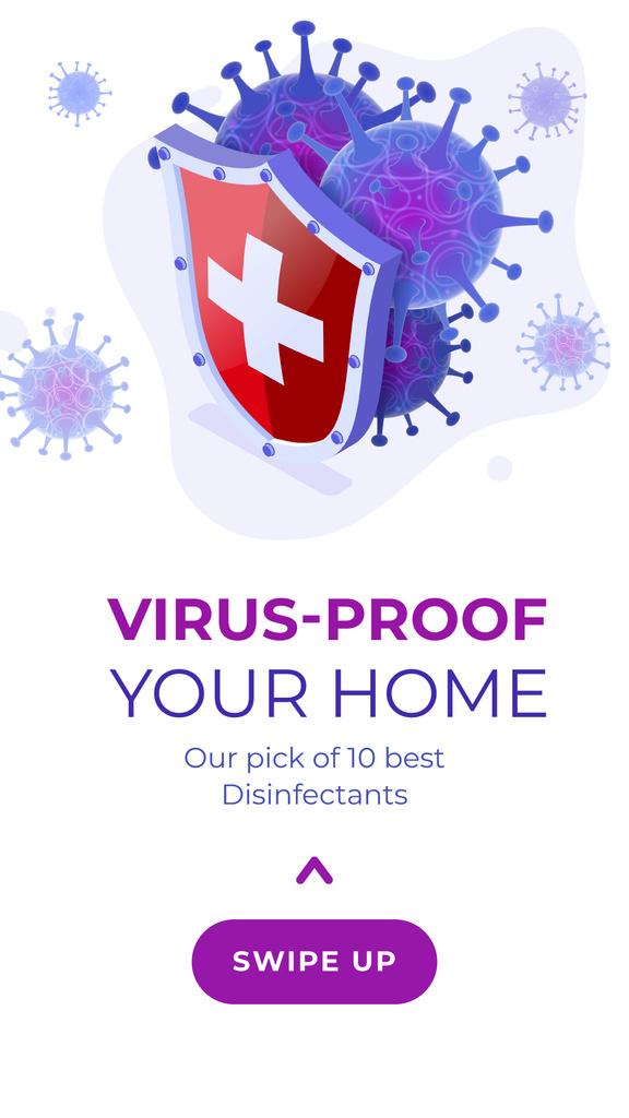 Medical advice with Virus model — Maak een ontwerp