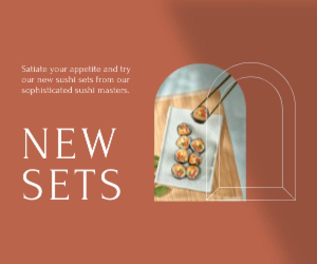 Sushi set offer — Crear un diseño
