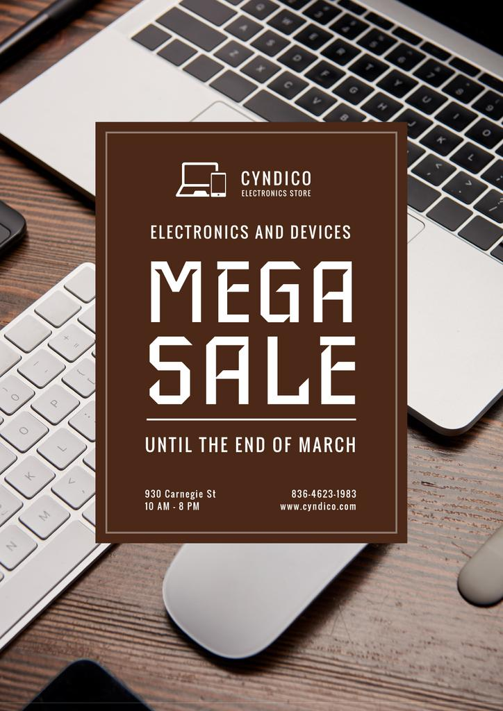 Special Sale with Digital Devices — Crear un diseño