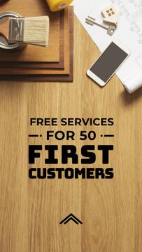 Home Repair Service Offer