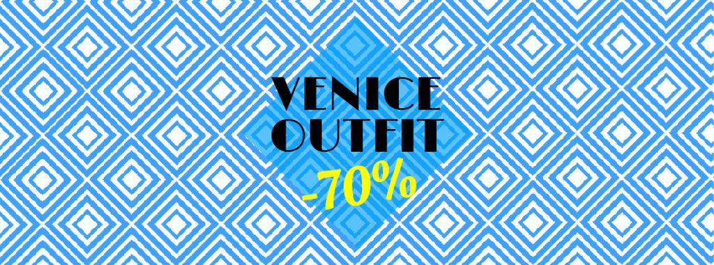 Venice Outfit Ad — Créer un visuel