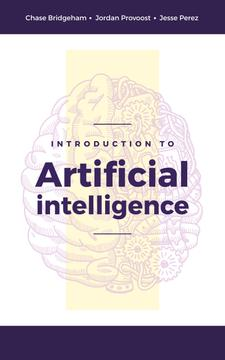 Artificial Intelligence Concept Brain Model | eBook Template
