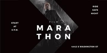 Film Marathon poster