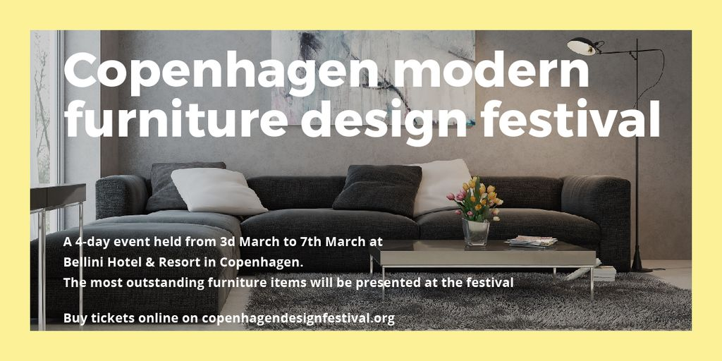 Copenhagen modern furniture design festival — Create a Design