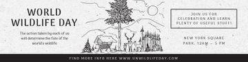 World wildlife day Announcement