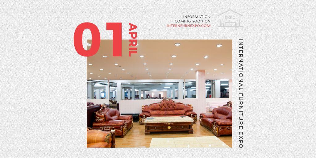 International Furniture Expo — Створити дизайн