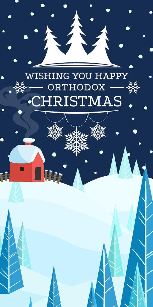 Happy Christmas card - Vytvořte návrh