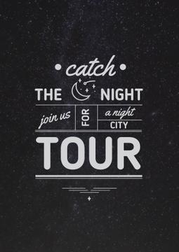Night city tour Offer