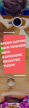 Speed dating new friends new experiens