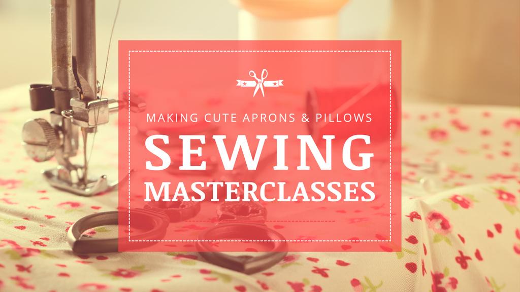 Sewing day event  — Créer un visuel