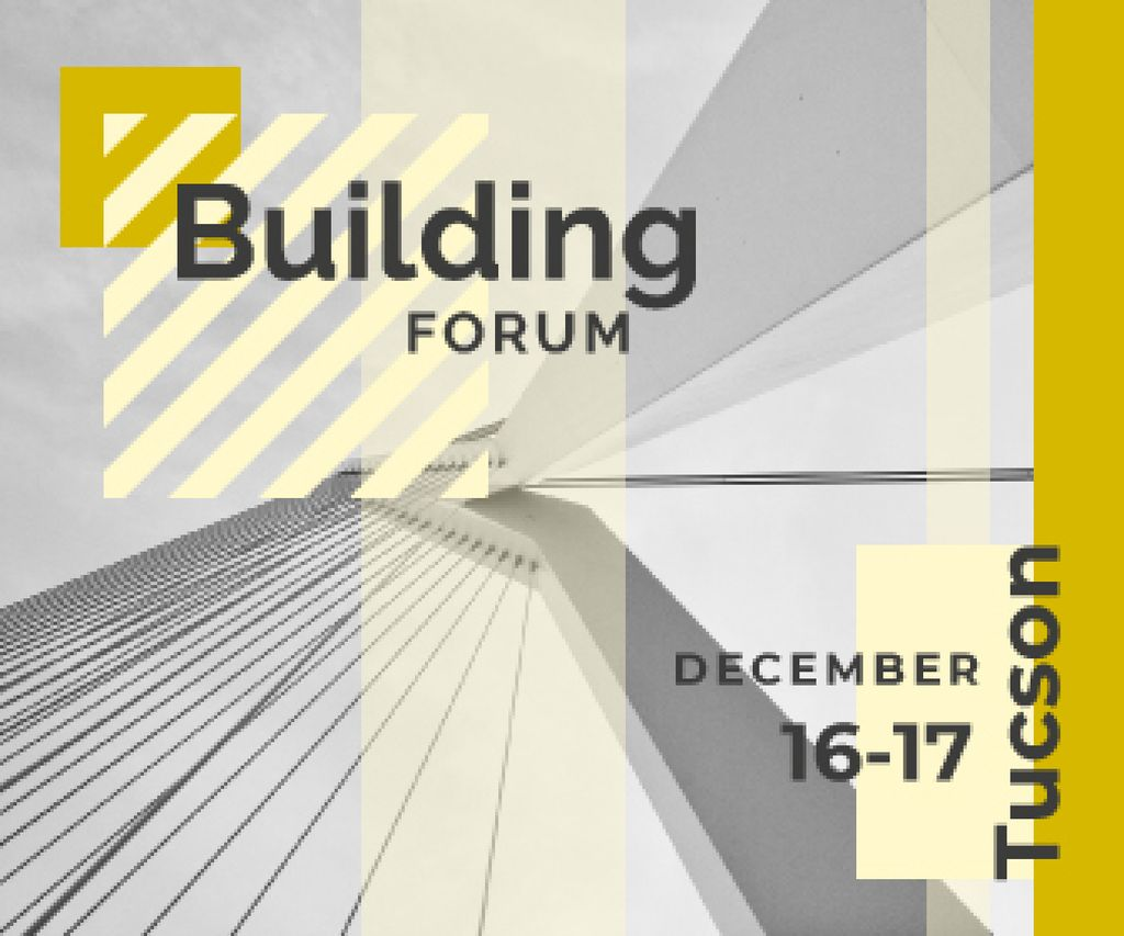 Building Forum Announcement Modern Glass Building — Create a Design