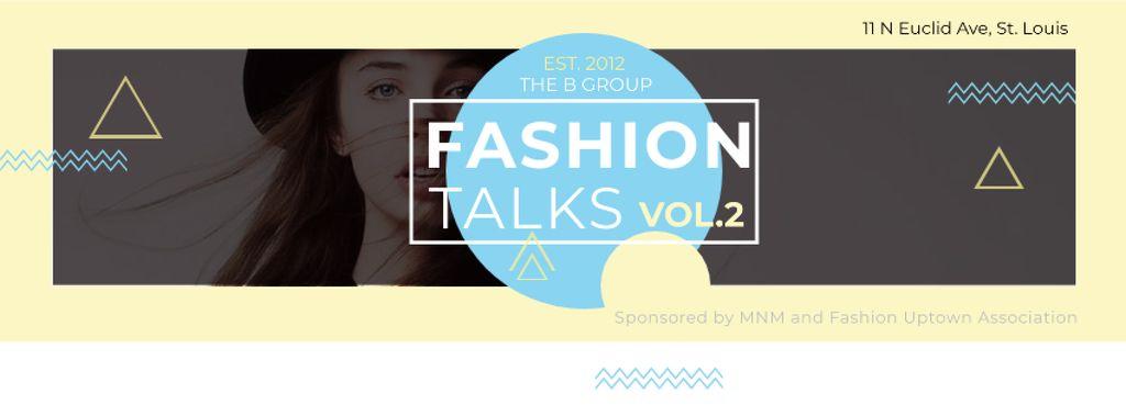 Fashion talks with Young attractive Woman — Crear un diseño