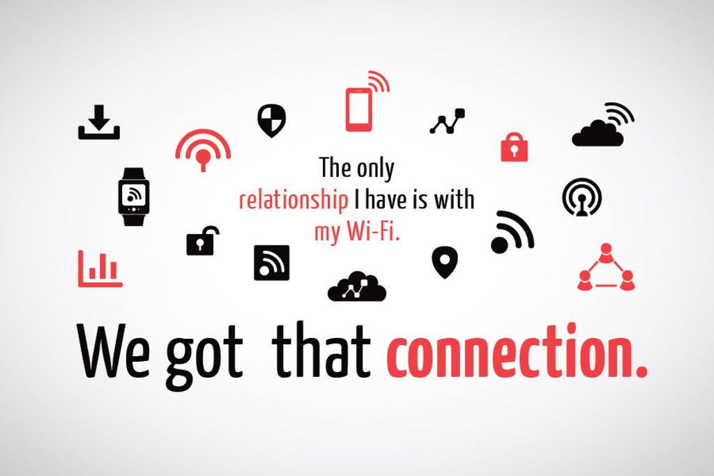 Wi-fi connection icons — Crear un diseño