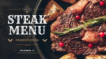 Restaurant Offer delicious Grilled Steak