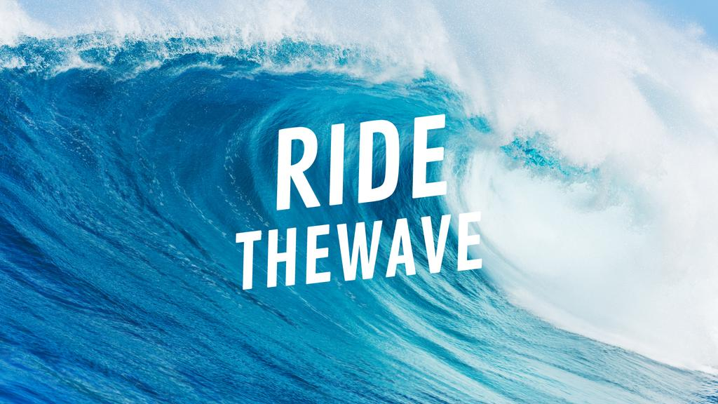 Curl of big wave — Crea un design