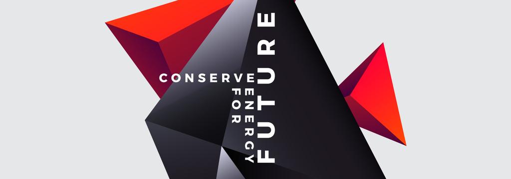 Concept of Conserve energy for future  — Créer un visuel