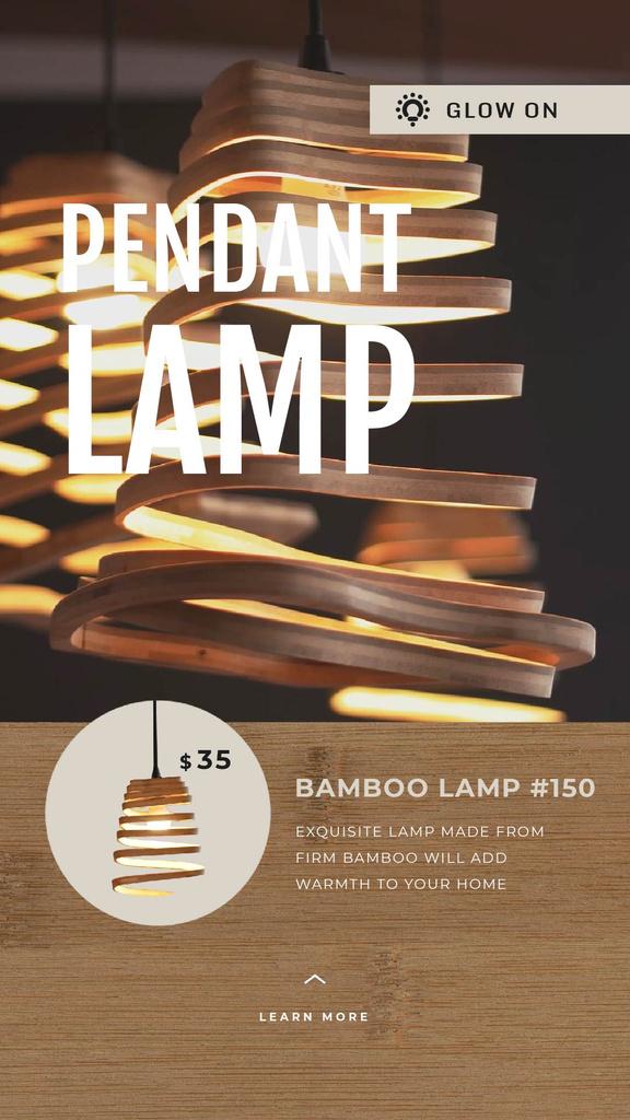 Lighting Ad Lamps in Modern Interior — Створити дизайн