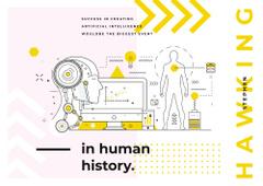 Developing robotic technology