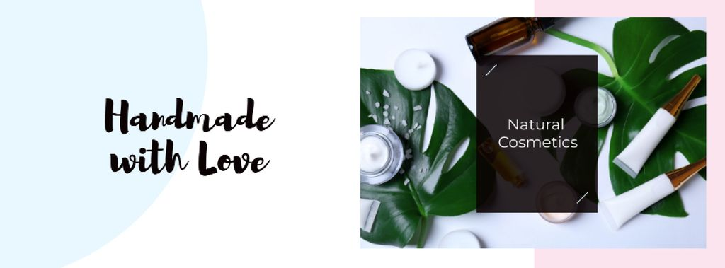Natural cosmetic products Offer — Создать дизайн