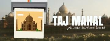 Taj Mahal attraction
