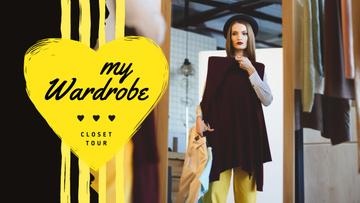Fashion Blog Promotion Woman by Wardrobe