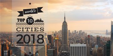 World's top 10 cities 2018