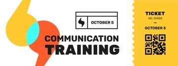Communication Training with Colourful Brackets