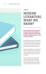 Literature Inspiration Pink Quill Pen