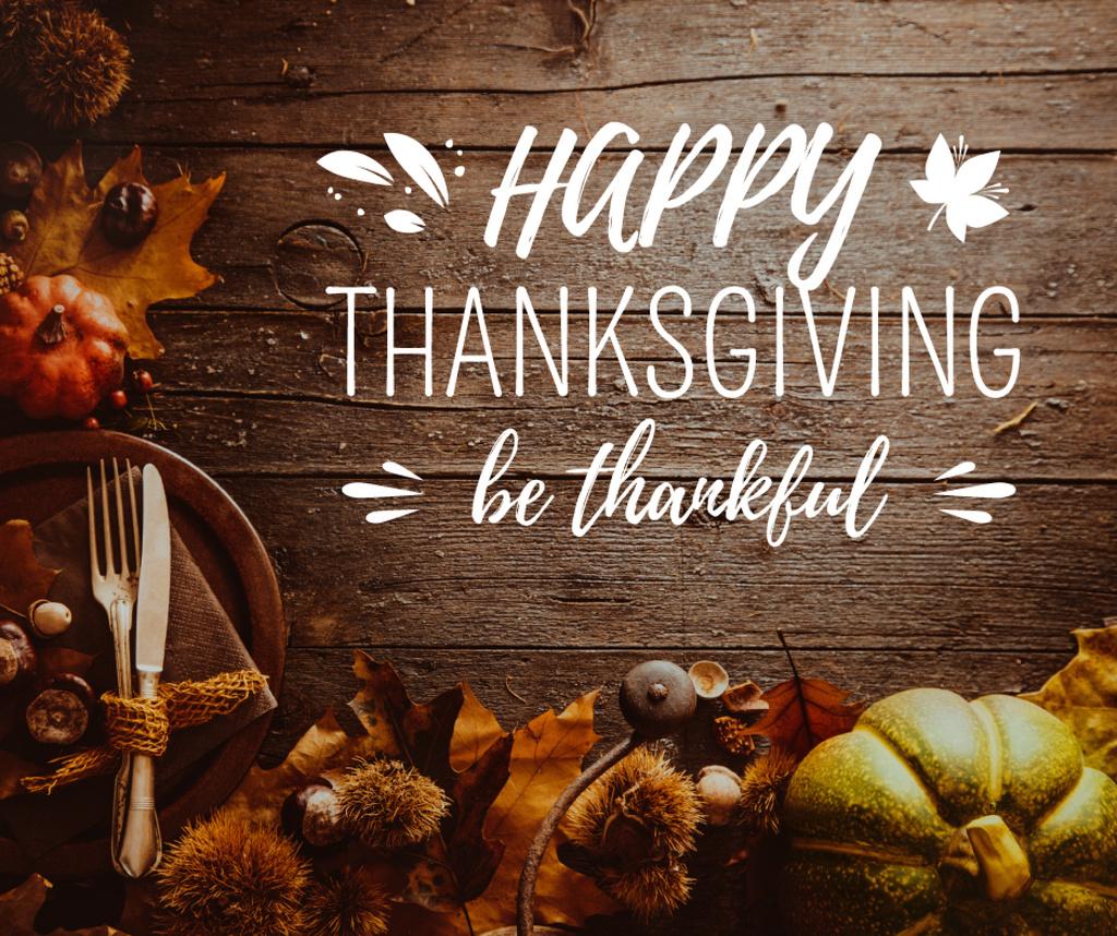 Thanksgiving feast concept — Créer un visuel