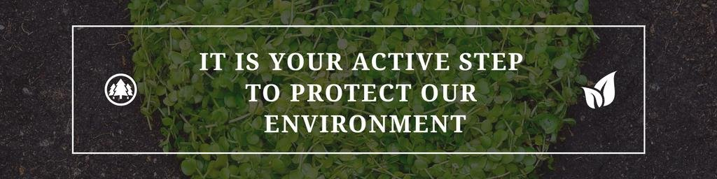 Citation about protect our environment — Create a Design