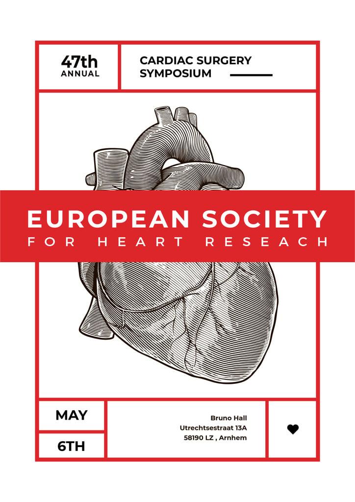 Annual cardiac surgery symposium — Créer un visuel